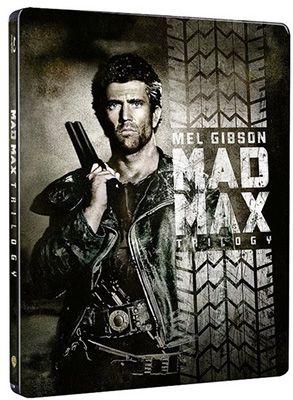 Mad Max Trilogie [Steelbook] Blu ray für 14,99€ (statt 31€)