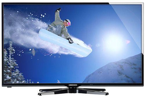 Medion LIFE X17019 (MD 30905)   42 Zoll Full HD Fernseher mit Triple Tuner für 279,99€