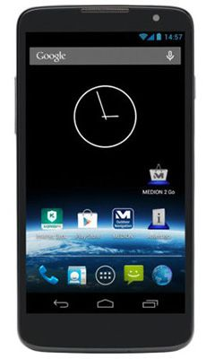 Medion Life P5001   5 Zoll Android Smartphone für 77,77€