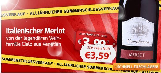 Merlot Sale