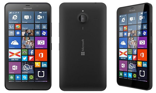 Mi­cro­soft Lumia 640 XL LTE