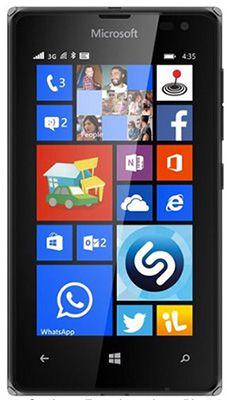 Microsoft Lumia 435   4 Zoll, 1,2 GHz, 1GB Ram, 8GB, weiß ab 39€