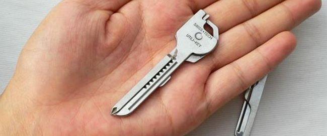 6 in 1 Multi Tool in Schlüsselform für 2,46€   China Gadget!