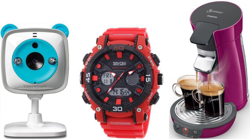 Philips Senseo HD7825/72 Viva Café Kaffeepadmaschine bei den 27 Amazon Blitzangeboten bis 11Uhr