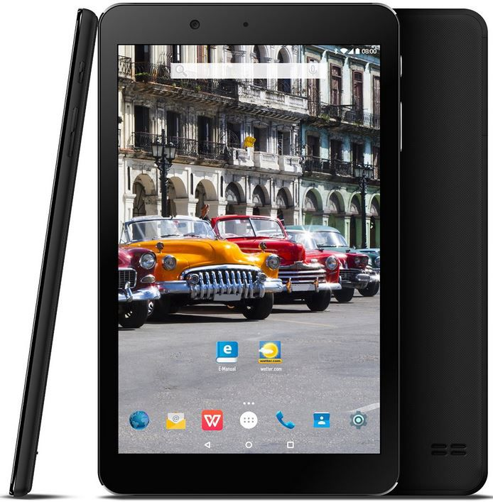Odys Syno  8 Zoll Android 5 Tablet mit HD IPS Display und 3G für 99,99€