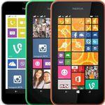 Nokia Lumia 530 Windows 8.1 Smartphone für 49,90€