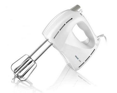 Philips Daily Collection HR145900 Philips Daily Collection HR1459/00 Handmixer für 16,98€