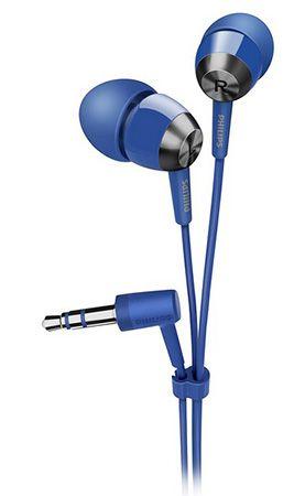 Philips SHE7000 In Ear Kopfhörer in Blau für 7,98€