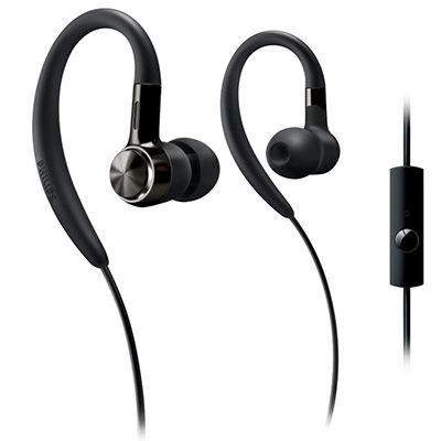 Philips SHS8105A/00 Android Sport In Ear Kopfhörer mit Freisprechfunktion für 19€