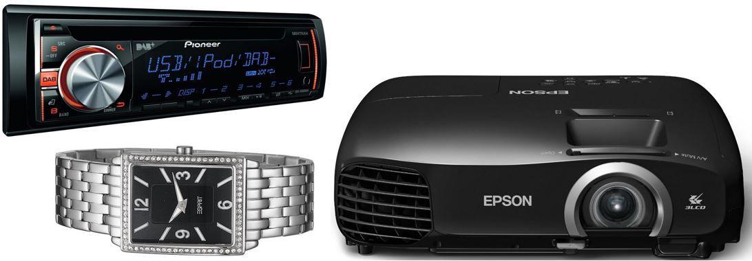 Pioneer Autoradio Epson EH TW5200   LCD Projektor mit Game Modus für 526€ bei den 38 Amazon Blitzangeboten ab 18Uhr