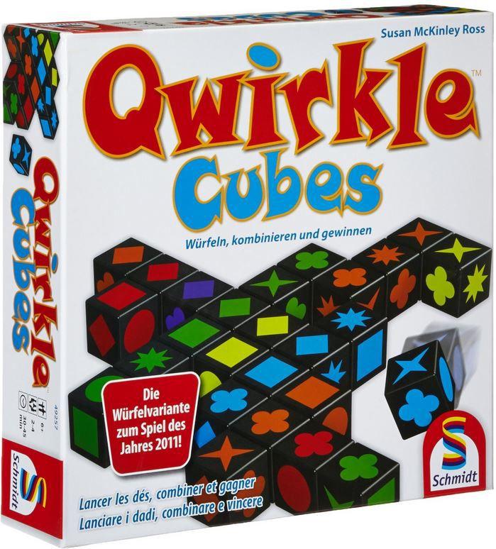 Qwirkle Cubes Qwirkle Cubes Schmidt Spiele 49257 ab 12,99€