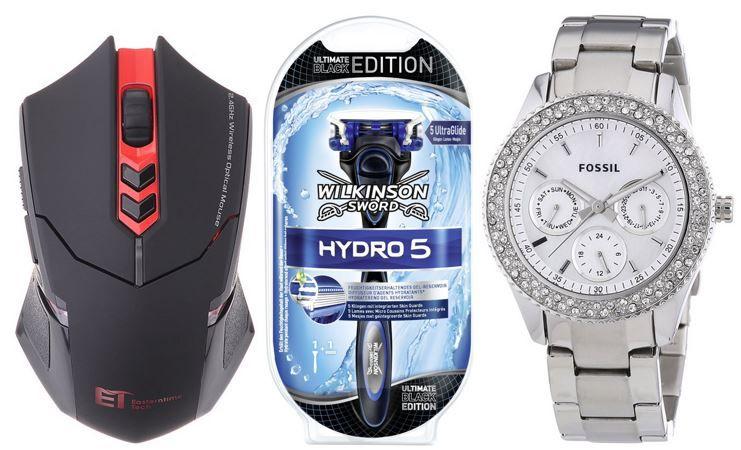 Wilkinson Sword Hydro 5 Rasierapparat   bei den 51 Amazon Blitzangeboten bis 11Uhr