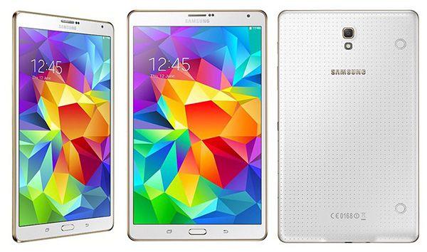 Samsung Galaxy Tab S   8.4 Zoll LTE Tablet mit 16GB für 298,38€