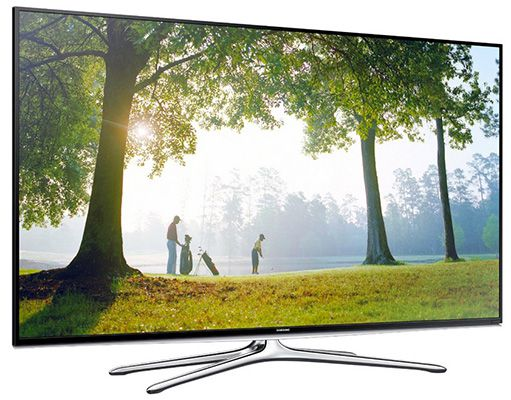 Samsung UE50H6270   50 Zoll 3D Full HD Fernseher mit Triple Tuner und WLAN für 529€