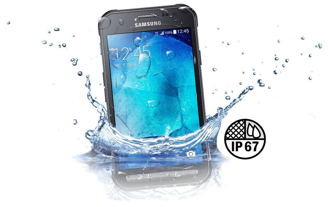 Samsung Samsung G388F Xcover 3    Android outdoor Smartphone in dark silver für 179,90€