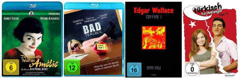 3D Blu rays zum Aktionspreis bei den Amazon DVD und Blu ray Wochen Angeboten
