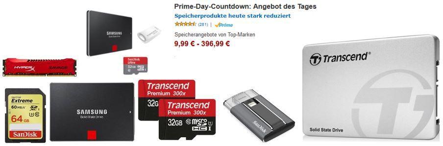 Transcend SSD370S interne SSD 512GB für 159,90€   bei den Amazon Speicher Deals heute   Update