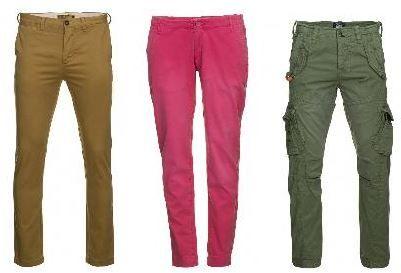 Superdry Jeans Superdry   Jeans / Chinos für Damen und Herren ab 16,99€