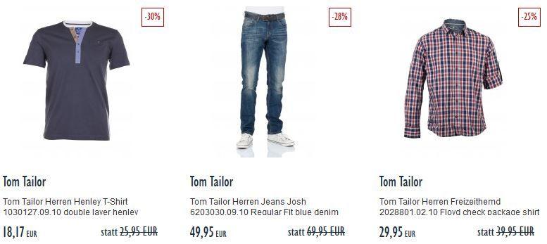 LTB Jeans für Damen und Herren ab 19,95€ im Jeans Direct Tagesdeal