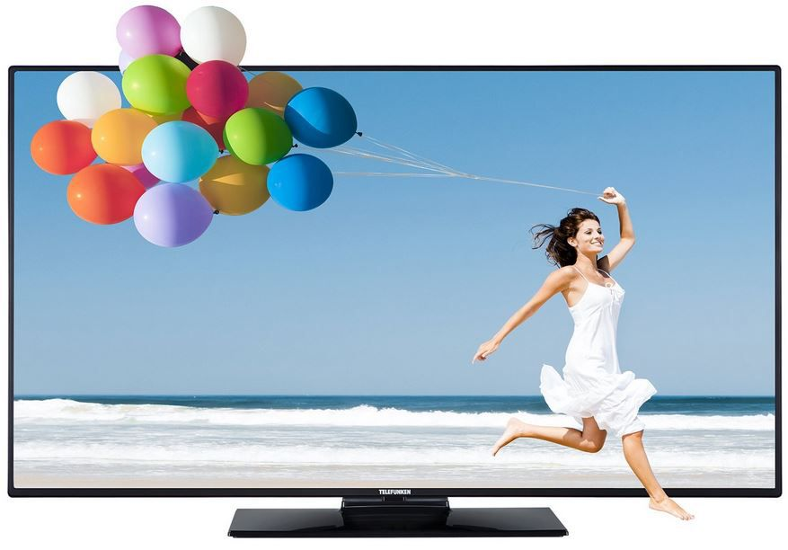 Telefunken L48F249I3C Telefunken L48F249I3C   48 Zoll 3D smart TV mit triple Tuner für 419,99€