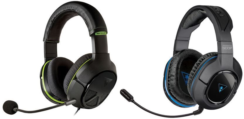 Turtle Beach Ear Force XO FOUR Stealth Stereo Gaming Headset [Xbox One] für 79,97€