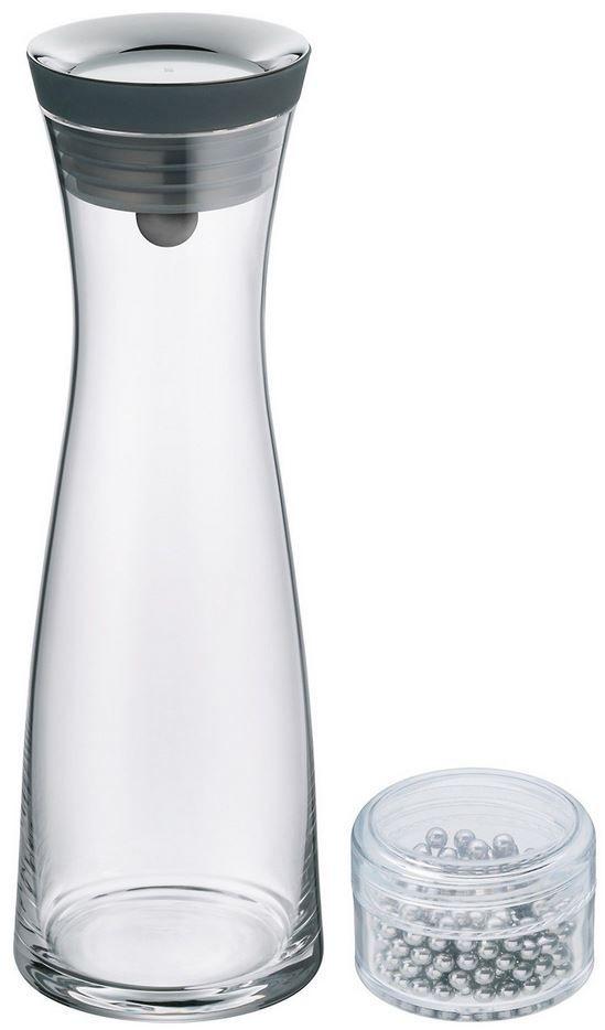 WMF Wasserkaraffe Basic mit Reinigungsperlen für 24,95€