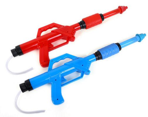 Wasserkanonen mit PET-Flaschen-Tank