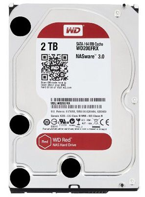 Western Digital Red WD20EFRX