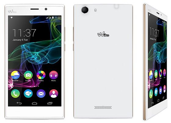 Wiko Ridge Fab LTE Wiko Ridge Fab LTE Dual Sim Smartphone für 149€ (statt 202€)