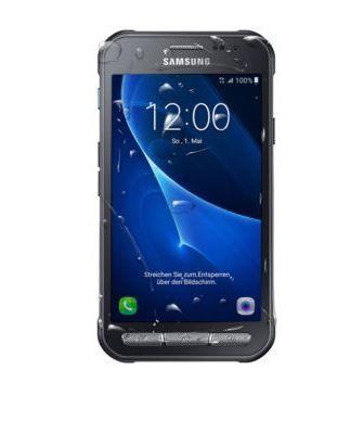 Samsung G389F Xcover 3    Android outdoor Smartphone in dark silver statt 162€ für 129,90€