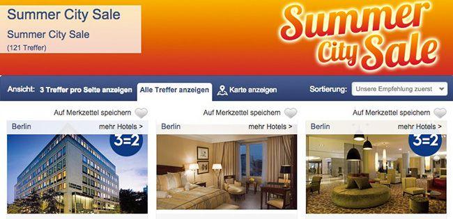 air berlin Summer City Sale   z.B. 3 Nächte Isla de Mallorca inkl. Flug, Transfer und Palma Pass ab 314€ p.P.
