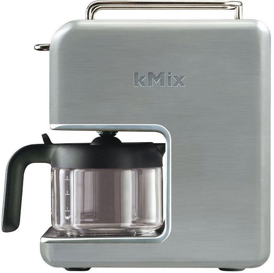 kMIX Kenwood CM 020 S Kmix Silber Kaffeemaschine mit T. Brühtechnologie für 27,80€