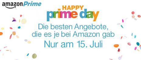 Tipp: Info zum weltweiten Prime Tag am 15.07.2015   Update!