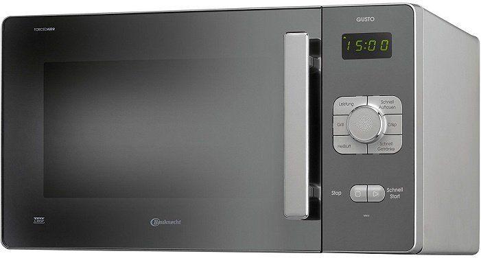 BAUKNECHT MW 88 Mir   700 Watt Microwelle mit Grill   Heißluft und Auftaufunktion für 127,99€ (statt 159€)
