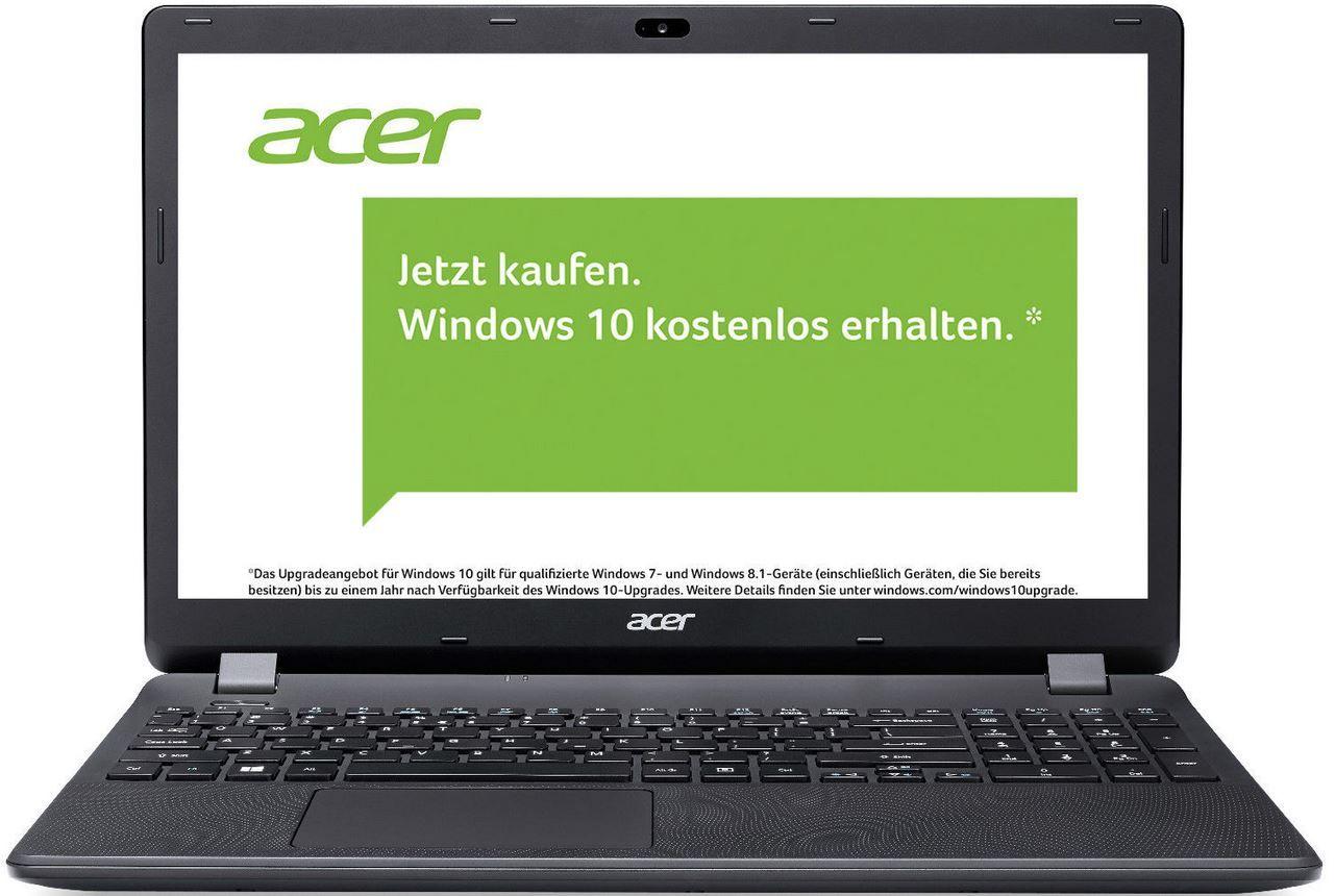 Acer Aspire ES1 Acer Aspire ES1 512 P29F   15,6 Zoll Notebook Pentium Quad Core N3540 und 1TB HDD für 279€