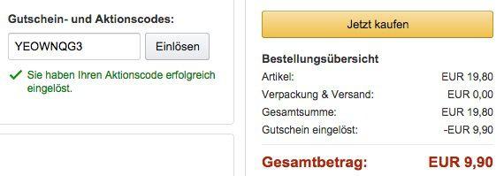 Doppelpack Kraftmax 18650 Pro Akku mit PCB Schutzschaltung für 9,90€
