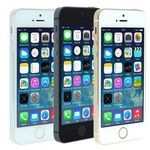 Apple iPhone 5S Smartphone 16GB (refurbished) in spacegrau, gold oder silber für je nur 229,90€