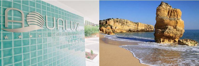 7 oder 14 Tage Aqualuz Suites Apartamentos 4 Sterne Lagos Portugal mit Flug ab 409€ p.P.