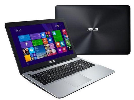 Asus F555LA XX270D   15 Zoll Einsteiger Notebook (1,9 GHz, 4GB Ram, 500GB, kein OS) für 249€