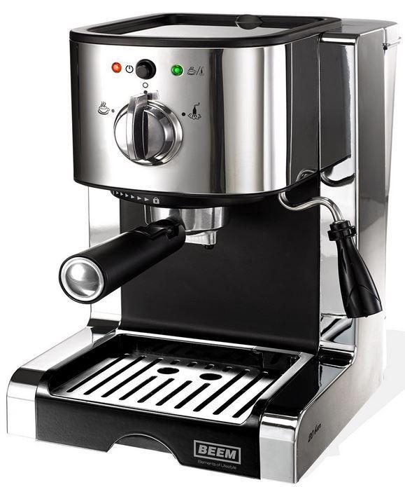 BEEM Espresso Perfect Ultimate Beem Espresso Perfect Ultimate Espressomaschine für 71,95€ (statt 100€)