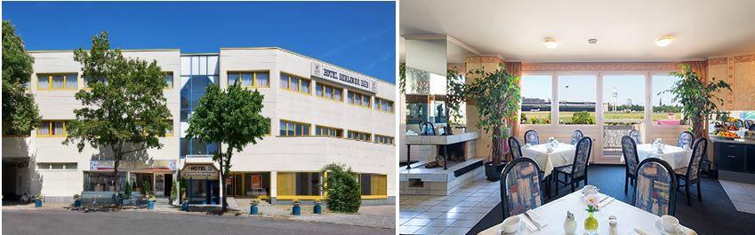 Reisegutschein: 2 Personen 2 Übernachtungen im 3* Hotel Berlin Bär   Berlin Tempelhof für nur 99€