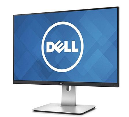 Dell UltraSharp U2515H   25 Zoll QHD Monitor für 274,95€ (statt 326€)