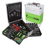 STARKMANN Greenline – 399 teiliger Alu Werkzeug Trolley für 69,99€