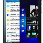 BlackBerry Z10 – 4G Smartphone für 59,99€ (statt 120€) – B-Ware!