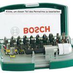 Bosch 32-teiliges Schrauberbit-Set + Schraubendreher für 11€ (statt 17€)