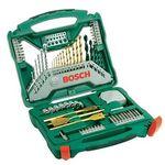 Bosch X-Line Universal-Bohrer-Set 70-teilig für 23,89€ (statt 29€)