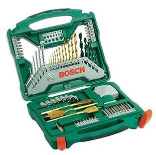 Bosch X-Line Universal-Bohrer-Set 70-teilig für 20,99€ (statt 25€) – Prime