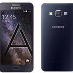 Samsung Galaxy A3 LTE Smartphone für 133,45€ (statt 184€) – 4,5 Zoll, 1,2 GHz, 1,5GB Ram, 16GB