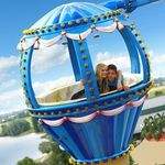 1 All-inclusive-Ticket in Kernie's Familienpark (Kalkar) + All-you-can-eat für 18,95€ (statt 23,95€)