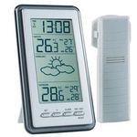 CE WS-9130-IT Funk-Wetterstation für 19,99€ (statt 25€)